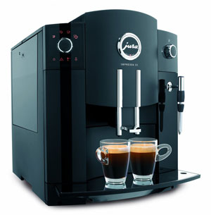 Jura Impressa C5 Automatic Coffee Center