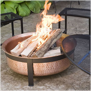 CobraCo Copper Fire Pit