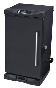 Masterbuilt 20070213 30-Inch Black Electric Digital Smoker