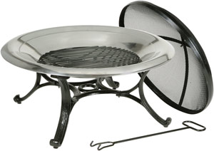 Deckmate Steel Fire Bowl
