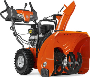 Husqvarna ST224 Electric Start Snowthrower