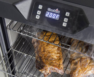 Char-Broil Deluxe Electric Smoker