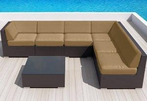 Luxxella Patio Bella Genuine Outdoor Sofa Set