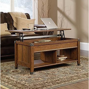Sauder Carson Lift-Top Coffee Table