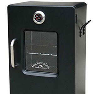 Landmann USA Smoky Mountain Electric Smoker with Viewing Window